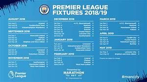Premier League 18-19 fixture guide: Manchester City - BeSoccer