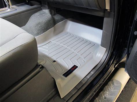 Weathertech Floor Mats Nissan Xterra Weathertech Floor Mats For Nissan Pathfinder 2007 Wt461801
