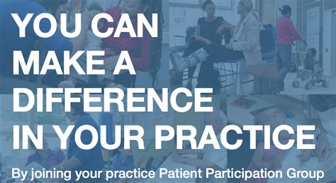 national patient participation week national awareness days