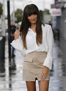 Megan Mini Skirt Rain