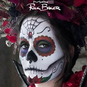 Maquillage D Halloween Pour Fille : envie d un maquillage m pour halloween elle ~ Melissatoandfro.com Idées de Décoration