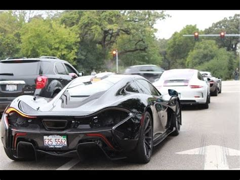 craziest supercar rev battle   time lake forest