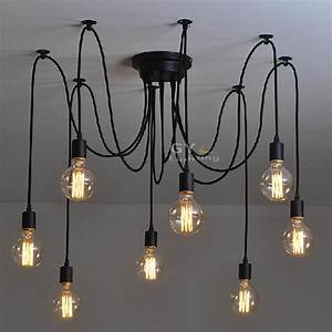 V novelty art deco modern diy chandelier lustre