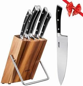Kitchen, Knife, Set, Professional, 6