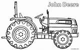 Coloring Deere John Printable Cool2bkids sketch template
