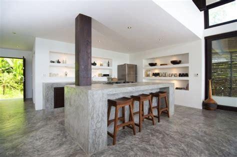 Cocinas de cemento 20 ideas e imágenes ÐecoraIdeas