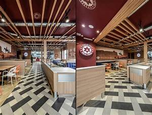 Sheriff restaurant by Yellow Office architecture ...