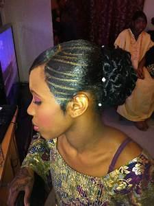 Coiffure Tresse Africaine : modele tresse africaine petite fille ~ Nature-et-papiers.com Idées de Décoration