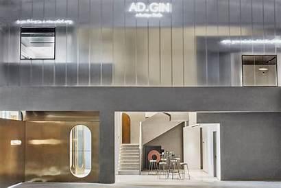 Studio Ad Gin Office Architecture Architect Space