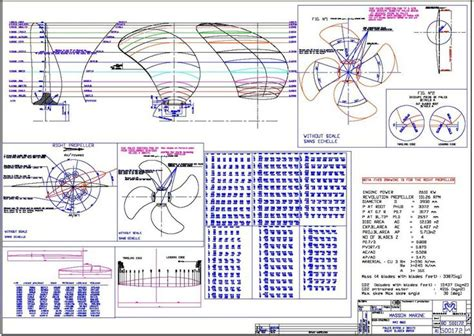 Boat Propeller Template by Propeller Design Boat Propeller Sizing Software