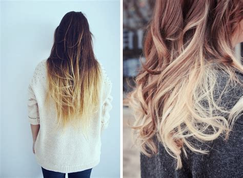 Black Hair With Brown Tips by Brown Hair Tipsblonde Tips Hairstyles
