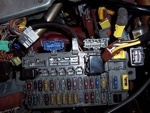 2000 Honda Civic Fuse Box