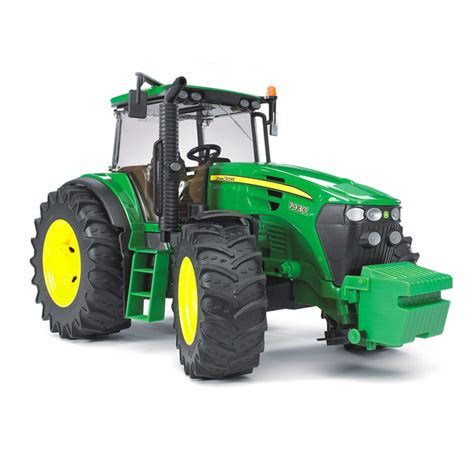 siege tracteur tracteur deere 7930 bruder king jouet véhicules de
