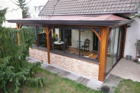 veranda en bois v 233 randa en bois ma v 233 randa
