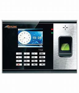 Realtime Biometric Time Attendance System Price In India