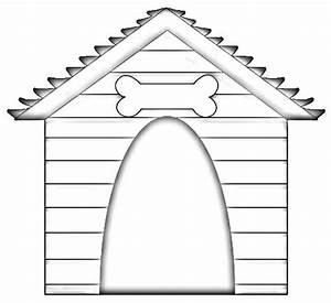 Dog House Coloring Pages - GetColoringPages.com