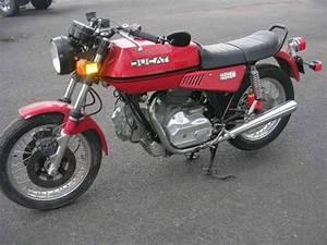 Alternative Bevel  1975 Ducati 860 Gt