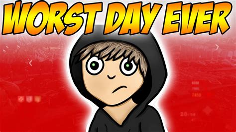WORST. DAY. EVER. - YouTube