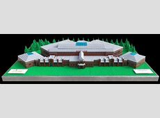 Custom Lego Replica Models of Buildings & Landmarks