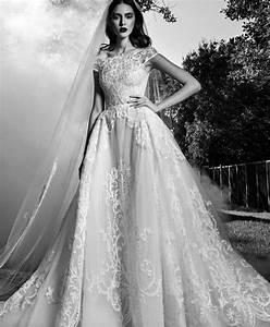 zuhair murad wedding dresses fall 2016 modwedding With zuhair murad wedding gowns