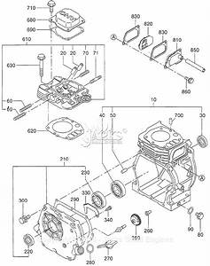 Robin  Subaru Eh12