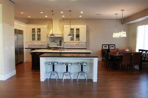 tan paint color transitional kitchen sherwin