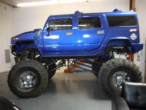 monster hummer 2003 hummer h2 monster truck for sale