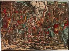 Book burning in 1520