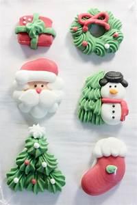 Decoration Pour Buche De Noel : decoration buche de noel pate a sucre ~ Farleysfitness.com Idées de Décoration
