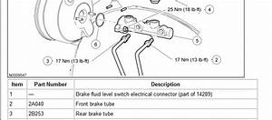 32 1999 Ford F150 Brake Lines Diagram