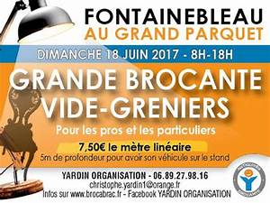brocante 18 juin 2017 grand parquet fontainebleau grand With grand parquet fontainebleau 2017
