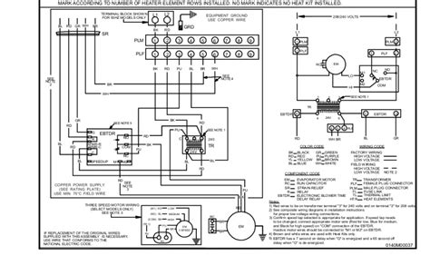 Goodman Electric Heat Strip Wiring Hvac Diy Chatroom