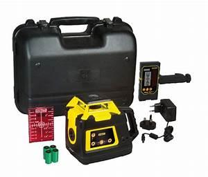Laser Rotatif Stanley : pack niveau laser rotatif rl hw stanley ~ Edinachiropracticcenter.com Idées de Décoration