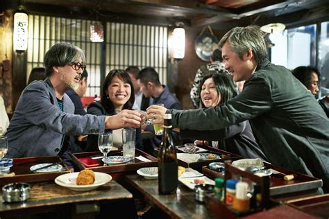 Cheers in Japanese: Etiquette for Drinking in Japan