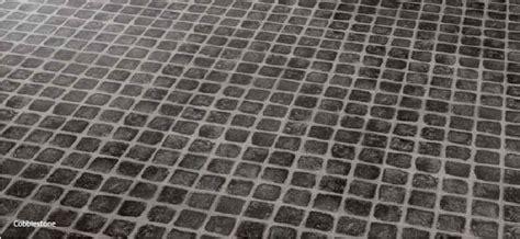 Pvc Vinyl Bodenbelag Design Effekt Fliesen Pflasterstein