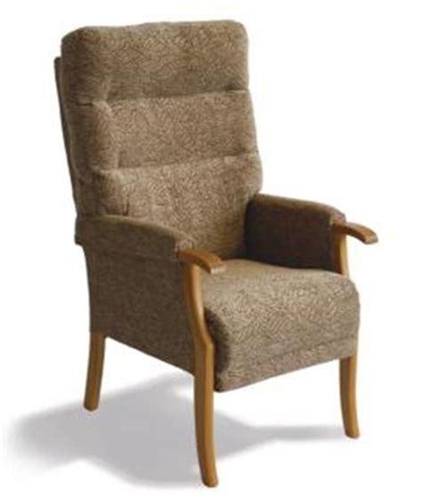 orwell fireside chair high back excellent value