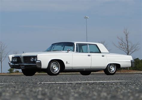 Chrysler Crown Imperial by 1964 Chrysler Crown Imperial Information And Photos