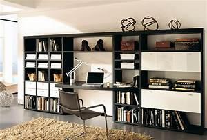 Schrankwand Mit Integriertem Schreibtisch : gro schrankwand mit integriertem schreibtisch unglaublich die moderne wohnwand schoner wohnen ~ Sanjose-hotels-ca.com Haus und Dekorationen