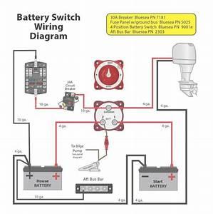 Jon Boat Light Wiring Diagram : marine dual battery switch wiring diagram with images ~ A.2002-acura-tl-radio.info Haus und Dekorationen
