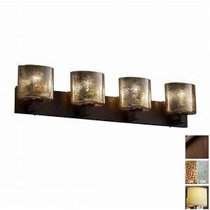 Shop Cascadia Lighting 4-Light Fusion Modular Dark Bronze
