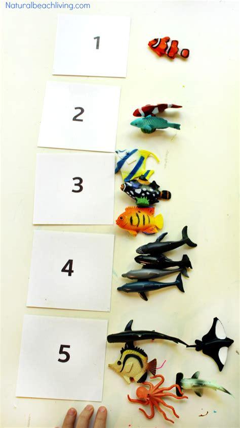 montessori theme preschool activities amp printables 765 | Ocean Preschool Activities 4t