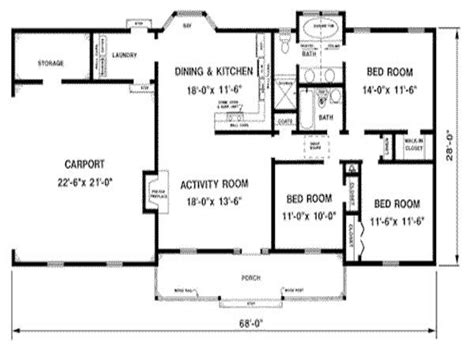 square foot house plans  sq ft house  porch