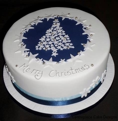 Ee  Christmas Ee   Cakes From   Centrepiece Cake Designs