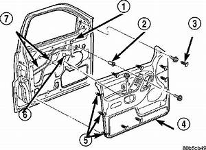 Jeep Yj Door Panel Diagram  Jeep  Auto Parts Catalog And Diagram