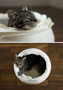 Contemporary Designs Cat Beds Don 39 T Have To Look Like A Cat Bed