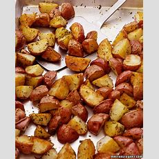 Roasted Red Potatoes Recipe & Video  Martha Stewart