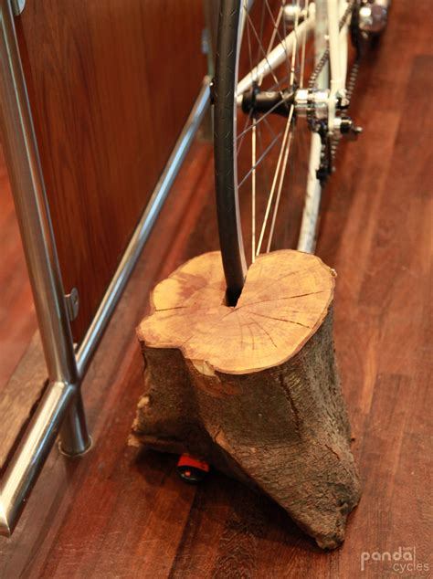 wood bike rack bicycles the lifestyle and interior design