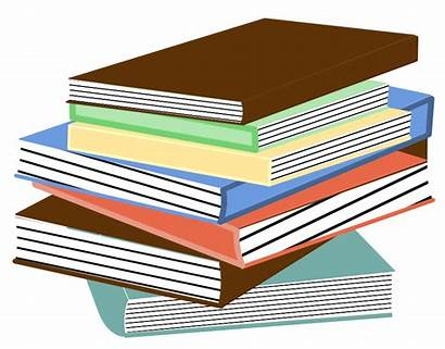 Clipart Books Clip Stack Transparent Library Icon