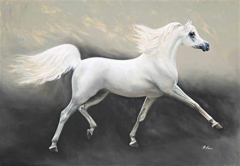 Beautiful Arabian Horse Hd Wallpapers For Desktop