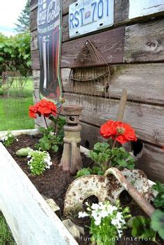 Images About Rustic Gardens Pinterest